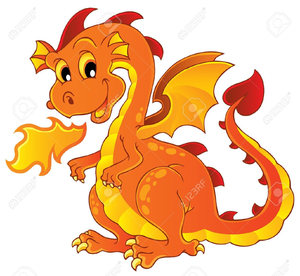 Dragon clipart free transparent download Free Fire Breathing Dragon Clipart | Free Images at Clker ... transparent download