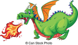Dragons clipart image library library Dragon Stock Illustrations. 49,024 Dragon clip art images ... image library library