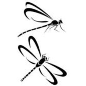 Dragonfly vector clipart library Dragonfly Vector - ClipArt Best | Pebble art | Dragonfly tattoo ... library