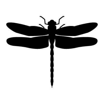 Dragonfly vector clipart png black and white download Vector Dragonfly, Vector Art, Dragonfly Stock Vector : Vectoriel.com ... png black and white download