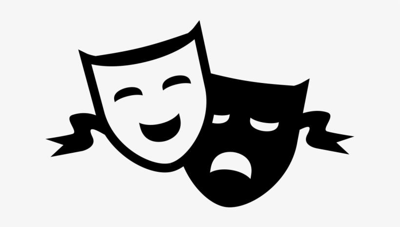 Drama comedy masks clipart clip art stock Theatre Clipart Comedy Tragedy - Drama Masks Transparent Background ... clip art stock