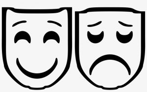 Drama comedy masks clipart jpg transparent library drama-mask-clip-art-comedy-tragedy-masks-clipart - Kerr Financial ... jpg transparent library