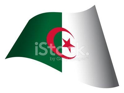 Drapeau algerie clipart clipart Drapeau DE L\'algérie premium clipart - ClipartLogo.com clipart
