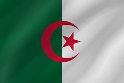 Drapeau algerie clipart image free library Algeria flag clipart - country flags image free library