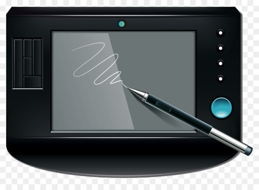 Drawing tablet clipart picture royalty free library Writing Cartoon clipart - Graphics, Computer, Drawing, transparent ... picture royalty free library