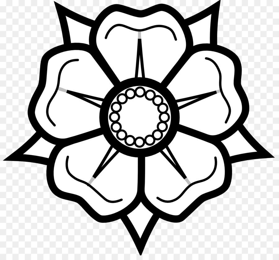 Line drawing flowers clipart jpg Black And White Flower clipart - Drawing, Flower, White, transparent ... jpg