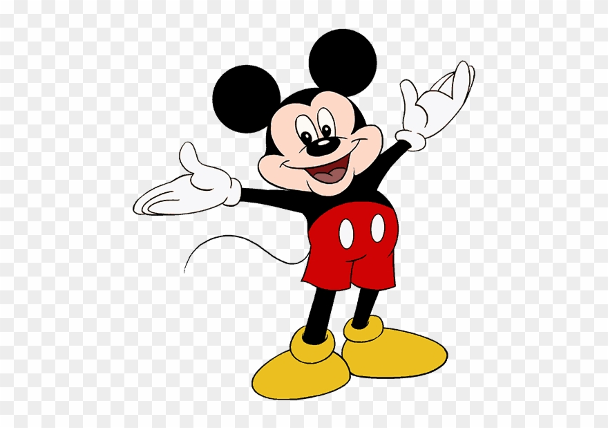 Drawings of the mickey mouse clubhouse on fire clipart clip art freeuse How To Draw Mickey Mouse - Easy Drawing Cartoon Mickey Mouse Clipart ... clip art freeuse