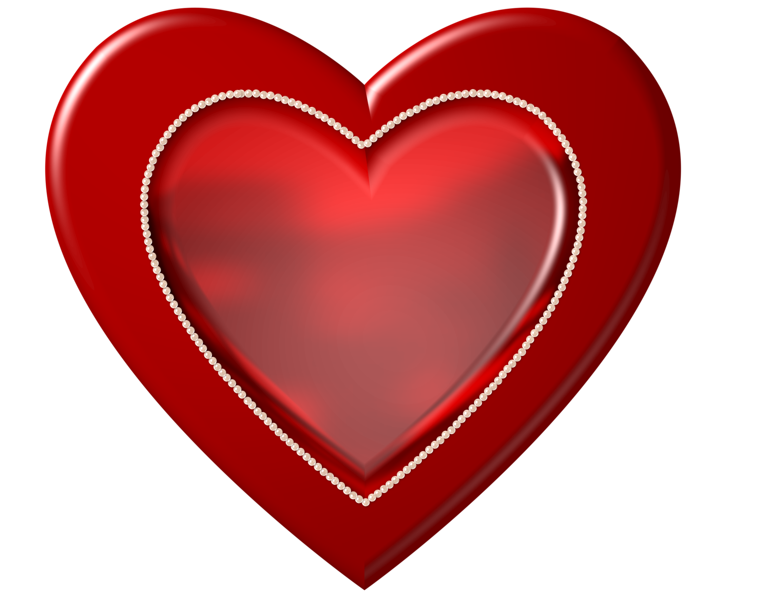 Red heart outline clipart graphic royalty free library Free red heart Stock Photo - FreeImages.com graphic royalty free library