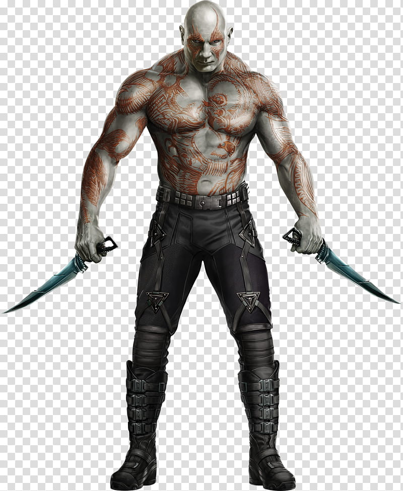 Drax the destroyer clipart