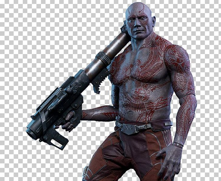 Drax the destroyer clipart graphic black and white stock Drax The Destroyer Groot Iron Man Hot Toys Limited PNG, Clipart, 16 ... graphic black and white stock
