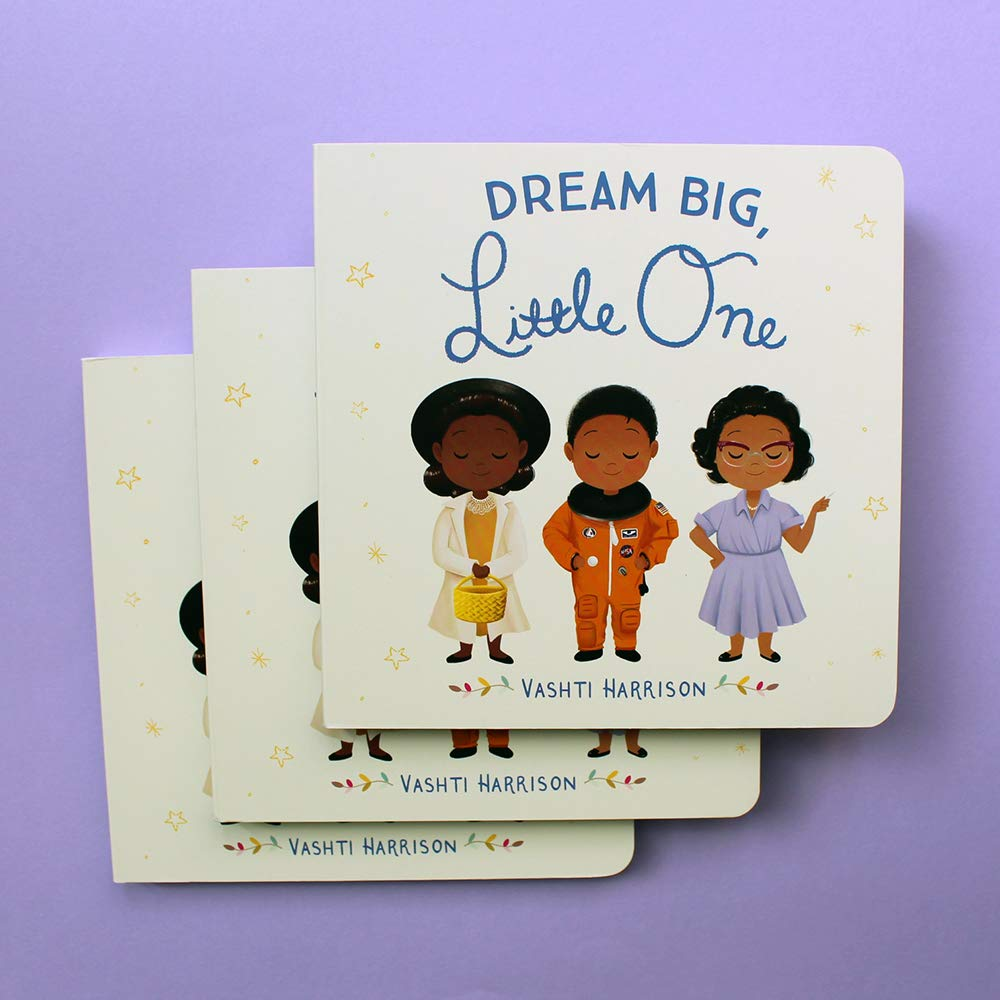 Dream big read clipart clip art stock Amazon.com: Dream Big, Little One (Vashti Harrison) (9780316475099 ... clip art stock