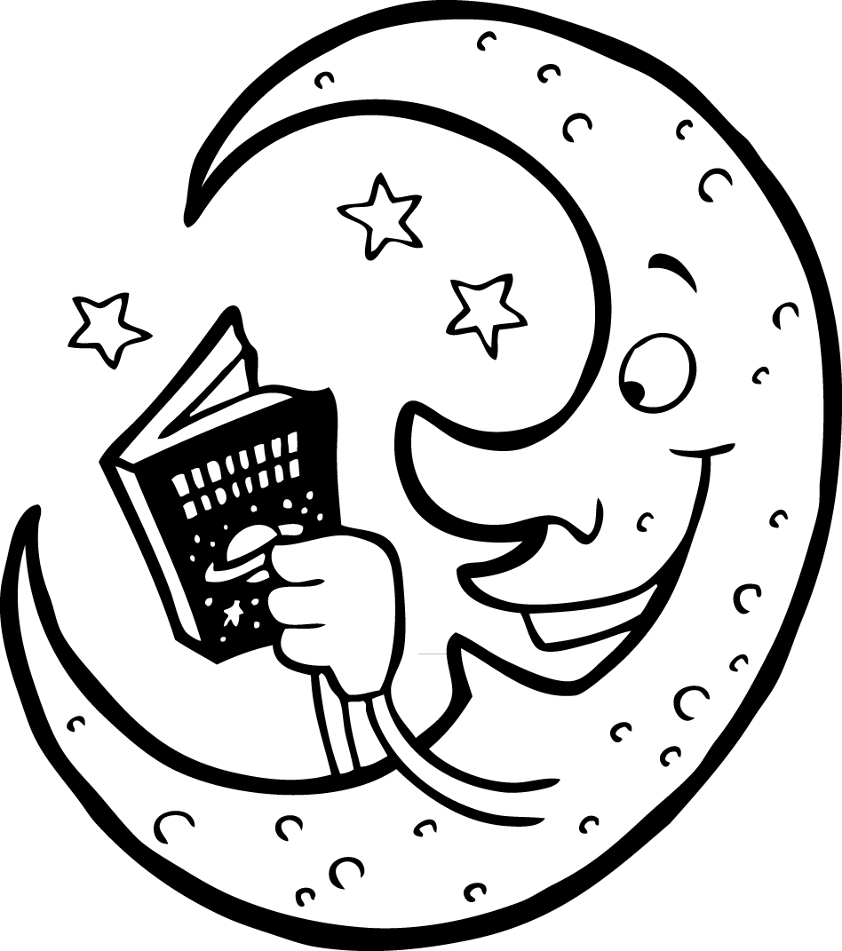 Dream big read clipart graphic Sodus Community Library News: Dream BIG - Read! - Week 2 graphic