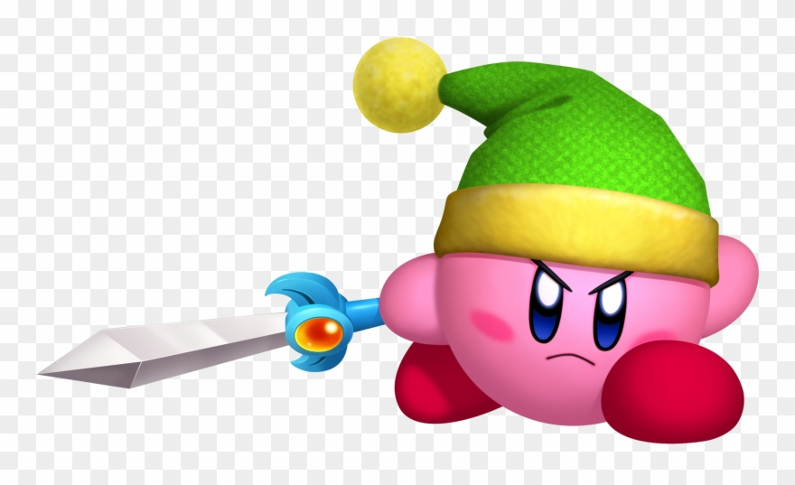Dreamland clipart png free download Kirby Clipart Sword - Kirby Return To Dreamland Kirby - Png Download ... png free download