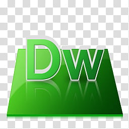 Dw logo clipart graphic library download Reflective Adobe Icons, Dreamweaver, DW logo transparent background ... graphic library download