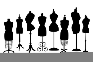 Dress form clipart clip royalty free stock Dress Form Mannequin Clipart   Free Images at Clker.com - vector ... clip royalty free stock