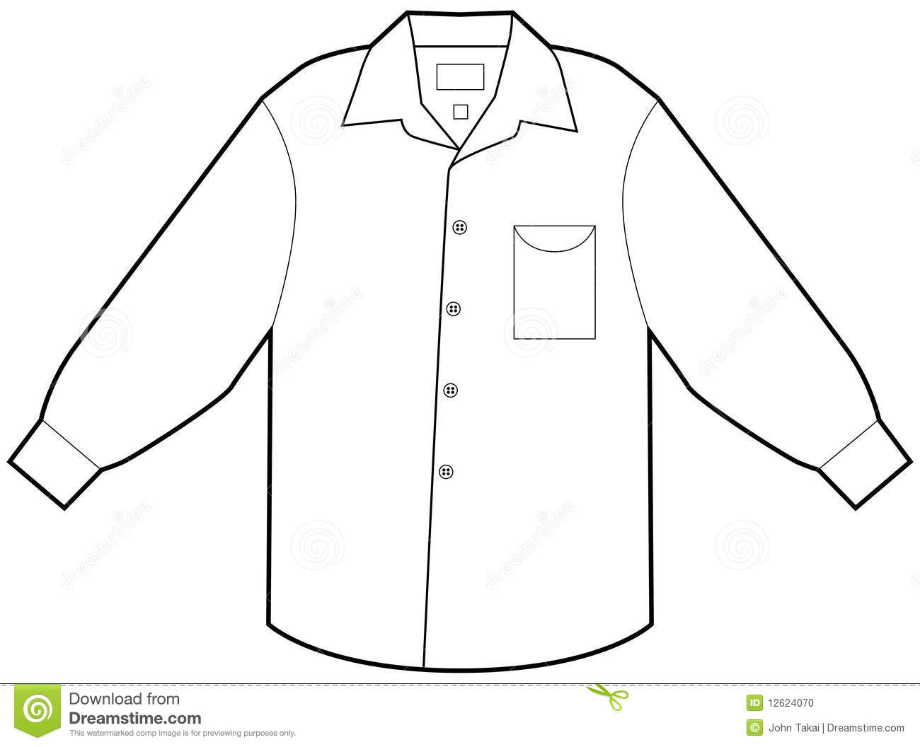 Dress shirt clipart graphic free download Dress shirt clipart 3 » Clipart Station graphic free download