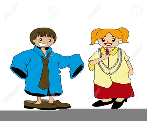 Dress up area clipart png clip royalty free Children Dress Up Clipart | Free Images at Clker.com - vector clip ... clip royalty free