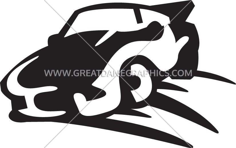 Drift car clipart black and white transparent download Car Drifting | Production Ready Artwork for T-Shirt Printing transparent download