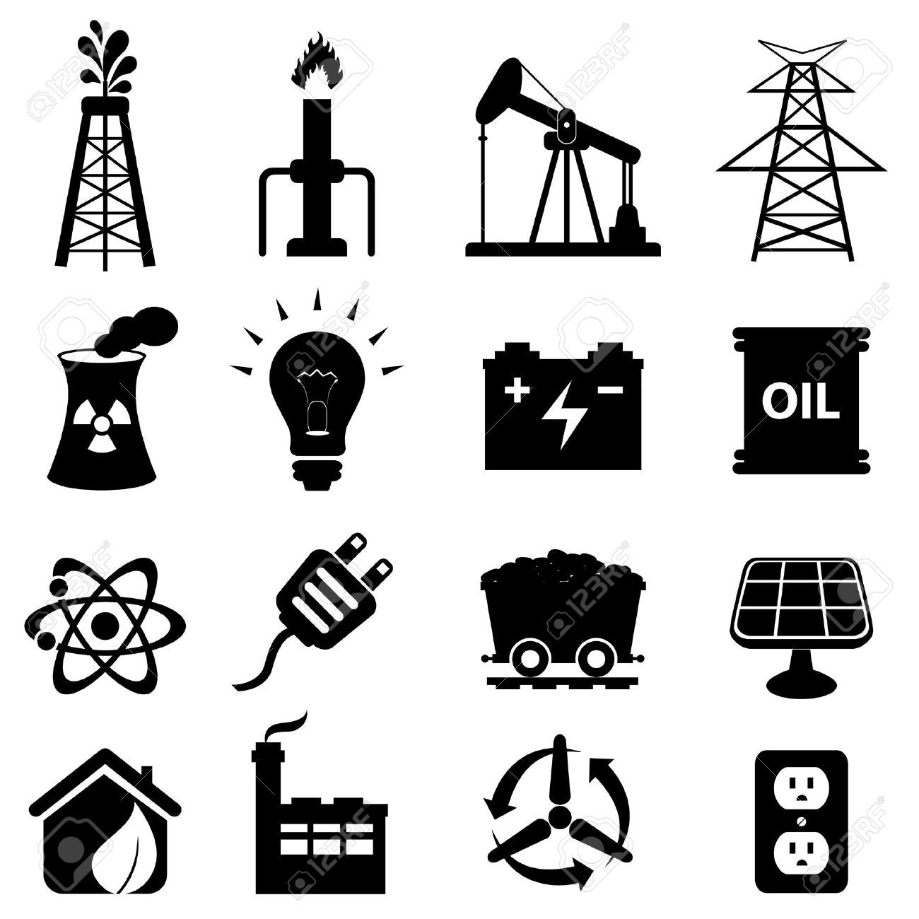 Oil drilling clipart picture royalty free download Oil Rig clipart icon #9 | HTV Vinyl | Clip art, Oil rig, Icon set picture royalty free download