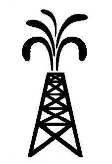 Oil drilling clipart svg royalty free Oilfield Clipart - Clipart Kid | oil rigs | Oilfield wife, Oil rig ... svg royalty free