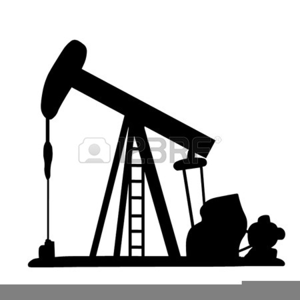 Drilling rigs clipart clip art black and white stock Well Drilling Rig Clipart | Free Images at Clker.com - vector clip ... clip art black and white stock