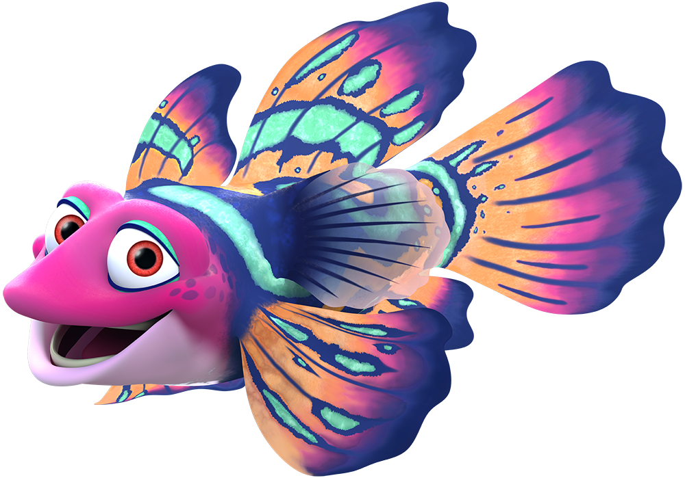 Drink like a fish clipart vector library stock With the help of PBS Kids'