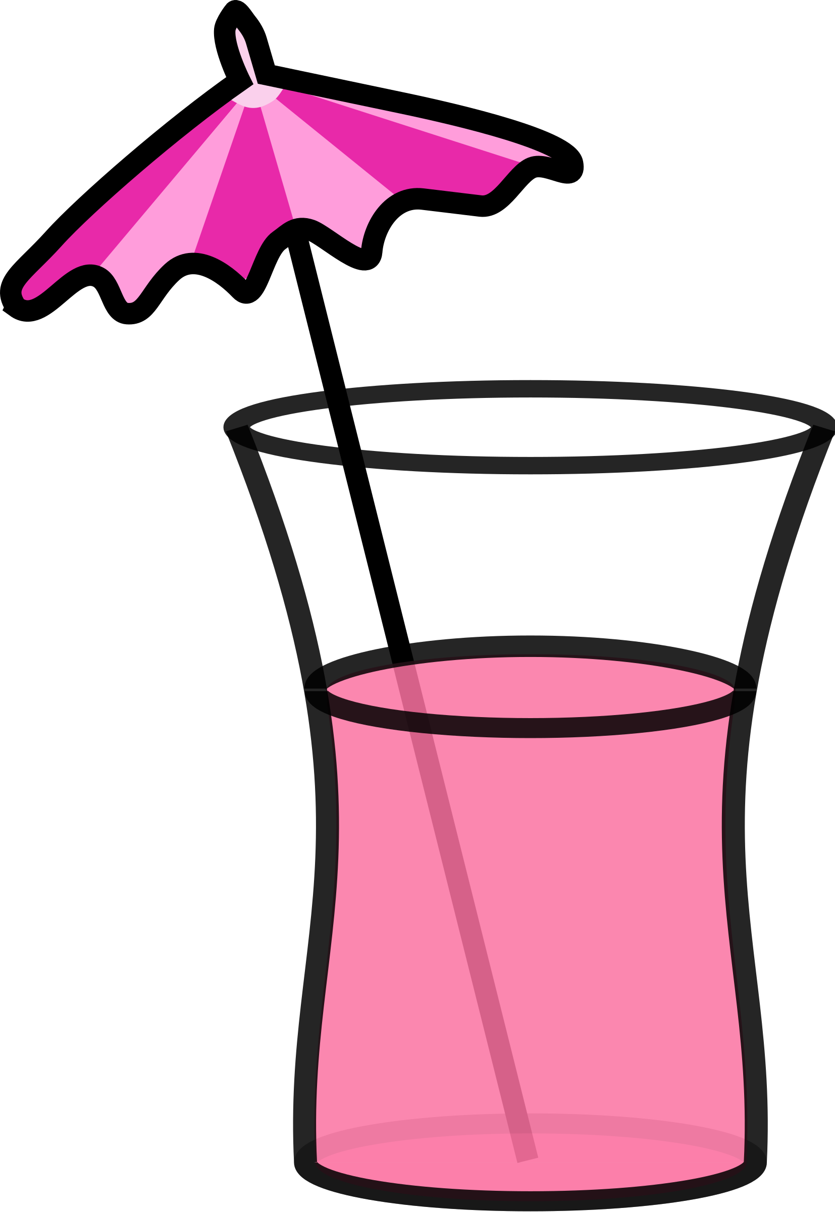 Drink umbrella clipart download Umbrella Drink Pink Cocktail clipart free image download