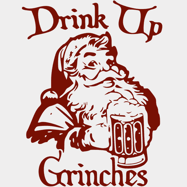 Drink up grinches clipart clip library library Drink Up Grinches clip library library