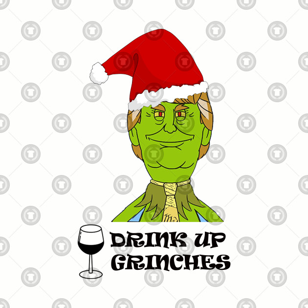 Drink up grinches clipart image free download drink up grinches image free download