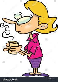 Drinking coffee images clipart graphic royalty free Image result for woman drinking coffee clipart | gringa loca ... graphic royalty free
