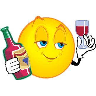 Drinking emoji clipart image stock Free Smiley Wine Cliparts, Download Free Clip Art, Free Clip Art on ... image stock