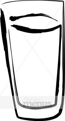 Drinking glass clipart black and white clipart transparent stock Drinking glass clipart black and white 9 » Clipart Station clipart transparent stock