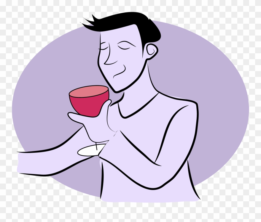 Drinking wine clipart svg library download Alcoholic Drink Red Wine White Wine - Cartoon Man Drinking Wine ... svg library download