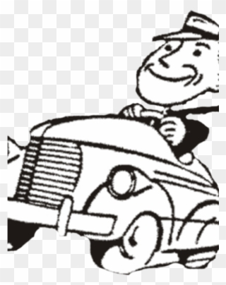 Drive a car clipart black and white black and white Safer Driving - Driving A Car Drawing Clipart (#1547801) - PinClipart black and white