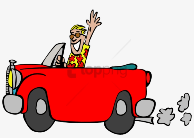 Driving clipart banner black and white download Banner Transparent Library Car Driving Clipart - Drive A Car Clipart ... banner black and white download