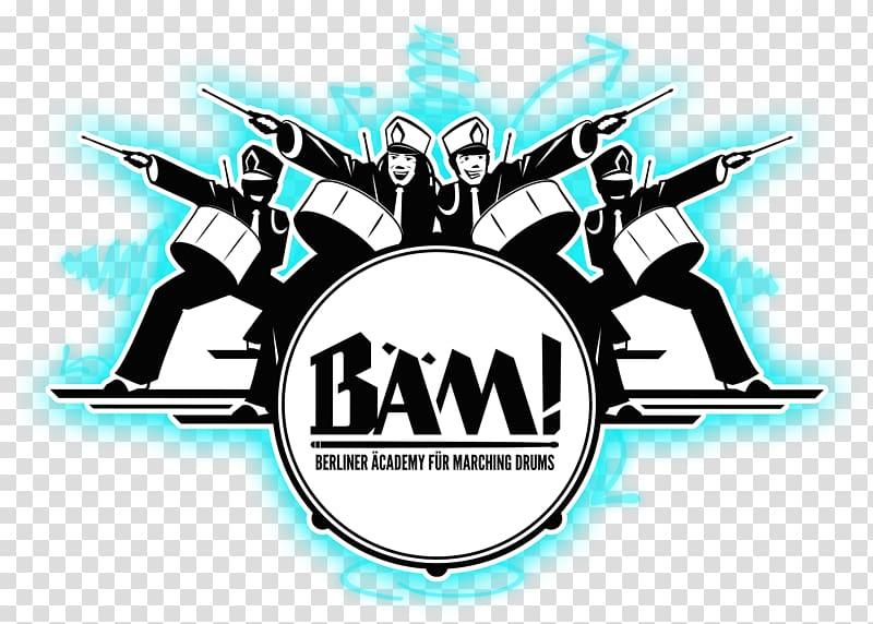 Drum and lyre clipart svg freeuse stock Bam Barliner Academy Fur Marching Drums logo, DrumLine-Schule ... svg freeuse stock