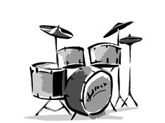 Trap set clipart free clip art royalty free download Drum Set Clipart | Free download best Drum Set Clipart on ClipArtMag.com clip art royalty free download