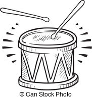 Drums clipart black and white clip download Drum Stock Illustrations. 36,336 Drum clip art images and royalty ... clip download