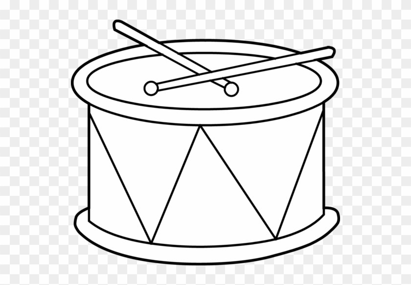 Drums clipart black and white image library library Drum clipart black and white 5 » Clipart Portal image library library