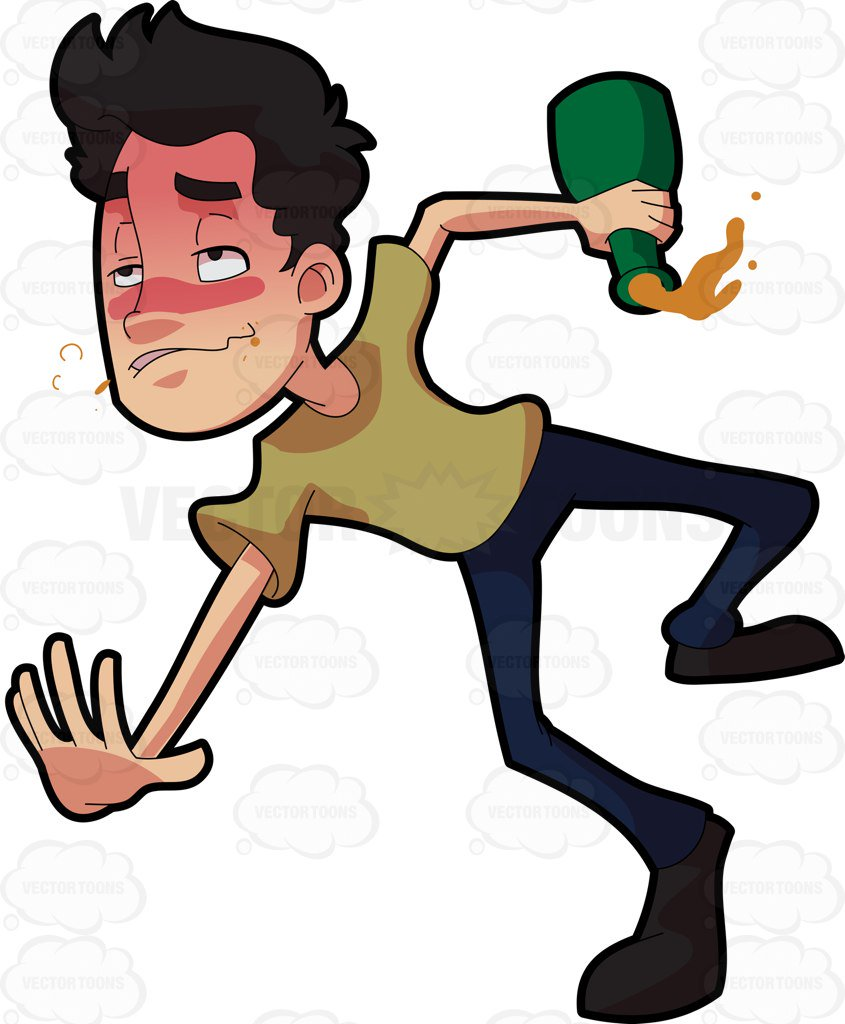 Drunk person clipart graphic freeuse stock Drunk Man Clipart #349011 - Clipartimage.com graphic freeuse stock