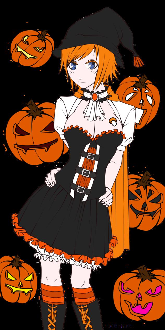 Drunk pumpkin clipart png transparent stock Pumpkin Witch by Nightwind-Dragon on DeviantArt png transparent stock