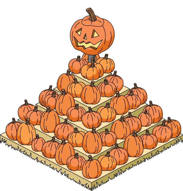 Drunk pumpkin clipart picture black and white library Spoilers] Halloween Event : familyguythegame picture black and white library