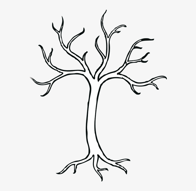 Dry branches clipart clipart Abstract Dry Dead Tree Branches Vector Designs Vector - Bare Tree ... clipart