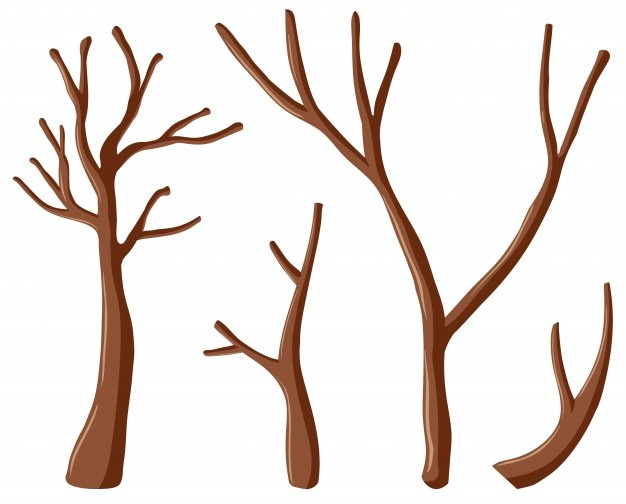 Dry branches clipart clip art free library Branch Vectors, Photos and PSD files | Free Download clip art free library