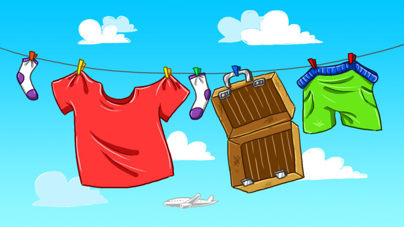 Drying clothes clipart jpg transparent stock Drying clothes clipart 7 » Clipart Station jpg transparent stock
