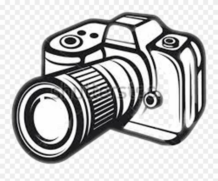 Dslr logo clipart png royalty free stock Camera Image - Dslr Camera Picsart Png Clipart (#3574971) - PinClipart png royalty free stock