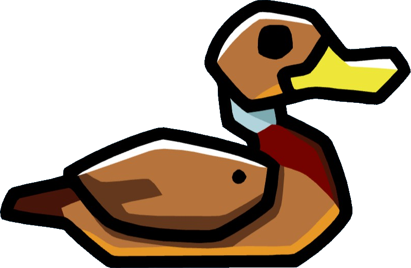 Duck decoy clipart vector freeuse library Duck Decoy | Scribblenauts Wiki | FANDOM powered by Wikia vector freeuse library