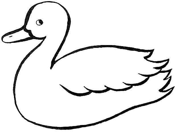 Duck outline clipart graphic download Duck outline clipart 2 » Clipart Portal graphic download