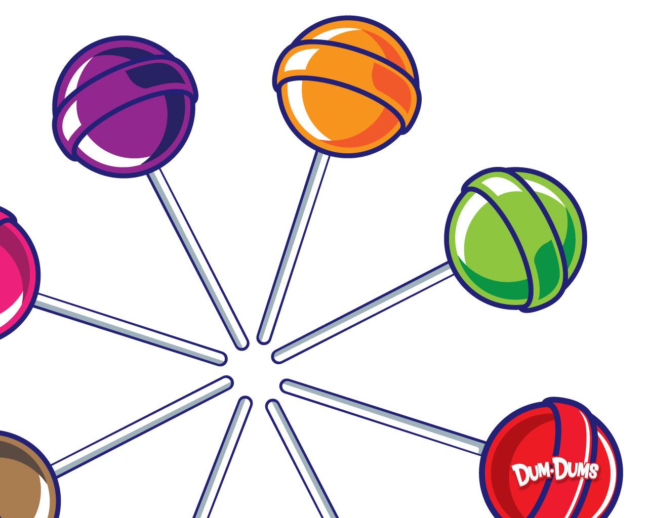 Dum dums clipart clip library Free Desktop Wallpaper | Circle of Dum Dums clip library