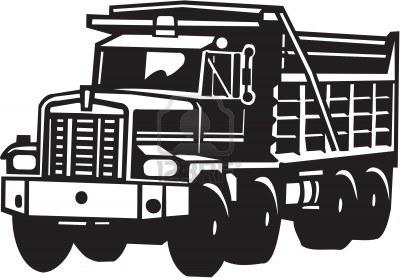 Dump truck clipart black and white clip art stock Truck black and white dump truck clipart black and white free image ... clip art stock